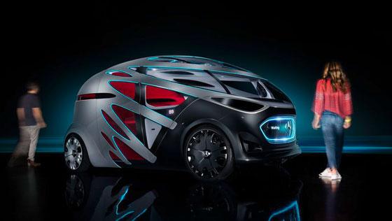 مرسيدس تستعرض سيارتها المستقبلية التي ستصبح من أهم المركبات في العالم صورة رقم 1