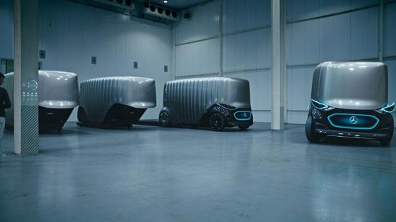 مرسيدس تستعرض سيارتها المستقبلية التي ستصبح من أهم المركبات في العالم صورة رقم 2