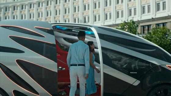 مرسيدس تستعرض سيارتها المستقبلية التي ستصبح من أهم المركبات في العالم صورة رقم 3