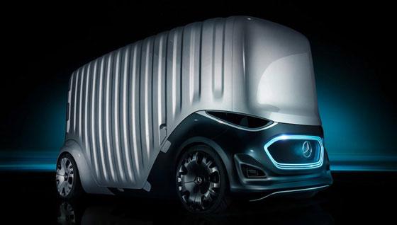 مرسيدس تستعرض سيارتها المستقبلية التي ستصبح من أهم المركبات في العالم صورة رقم 4
