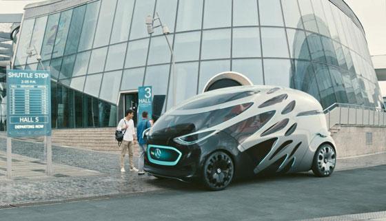 مرسيدس تستعرض سيارتها المستقبلية التي ستصبح من أهم المركبات في العالم صورة رقم 5