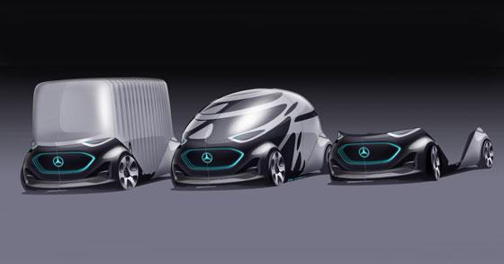 مرسيدس تستعرض سيارتها المستقبلية التي ستصبح من أهم المركبات في العالم صورة رقم 8