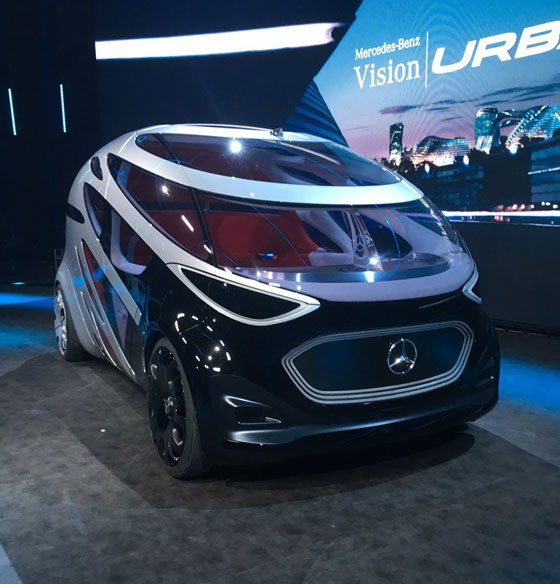 مرسيدس تستعرض سيارتها المستقبلية التي ستصبح من أهم المركبات في العالم صورة رقم 10