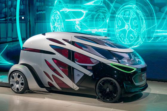 مرسيدس تستعرض سيارتها المستقبلية التي ستصبح من أهم المركبات في العالم صورة رقم 12