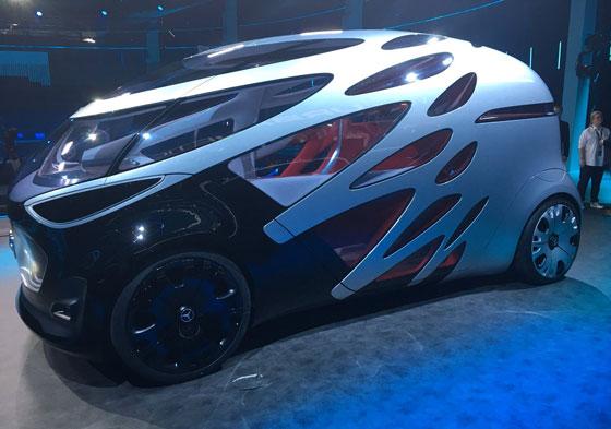 مرسيدس تستعرض سيارتها المستقبلية التي ستصبح من أهم المركبات في العالم صورة رقم 14
