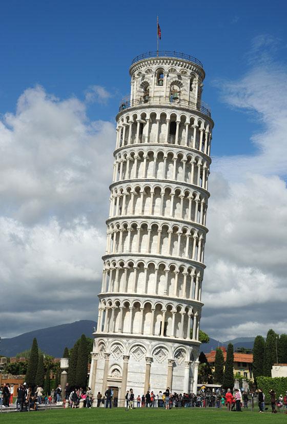 هذه هي حكاية برج بيزا المائل.. تطلب بناؤه 200 عاما! صورة رقم 6