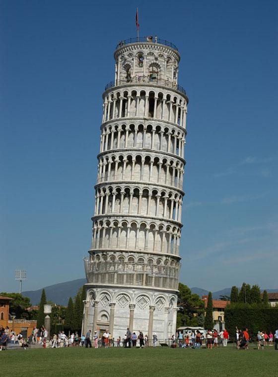 هذه هي حكاية برج بيزا المائل.. تطلب بناؤه 200 عاما! صورة رقم 12