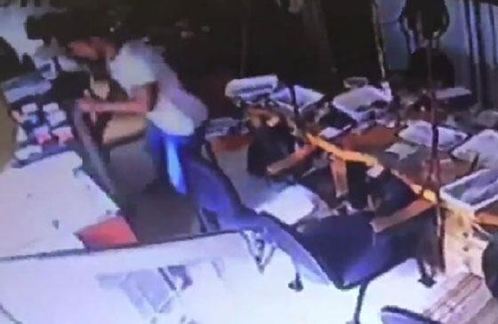 فيديو صادم: شاب ينتحر بعد خلاف مع خطيبته  صورة رقم 1