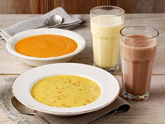 دراسة حديثة تؤكد: أفضل دايت لتنزيل الوزن هو المشروبات والحساء فقط! صورة رقم 1