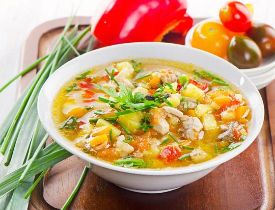 دراسة حديثة تؤكد: أفضل دايت لتنزيل الوزن هو المشروبات والحساء فقط! صورة رقم 3