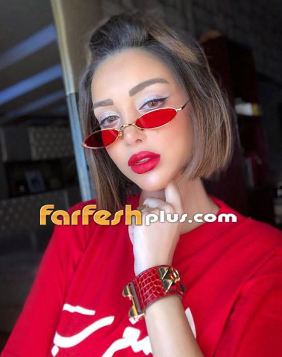 هل بسمة بوسيل زوجة تامر حسني حامل بطفل ذكر وسافرت امريكا لتنجب هناك؟ صورة رقم 2