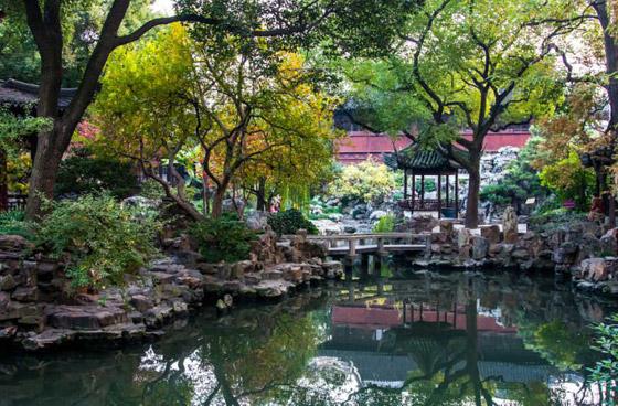 صور أروع وأجمل 10 حدائق في العالم مصممة بشكل مذهل كالخيال صورة رقم 7