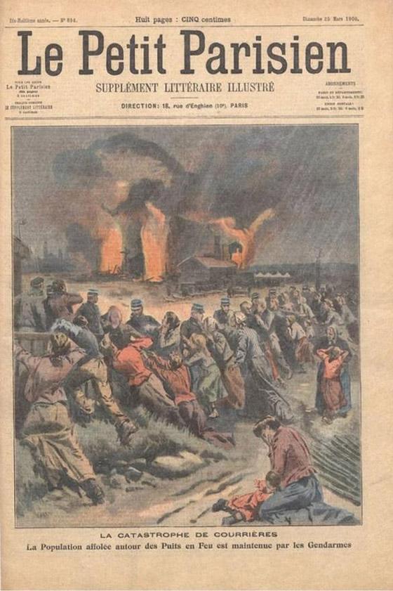 أسوأ كارثة دموية في تاريخ فرنسا.. انفجار رهيب بإحدى مناجمها أودى بحياة الآلاف صورة رقم 2