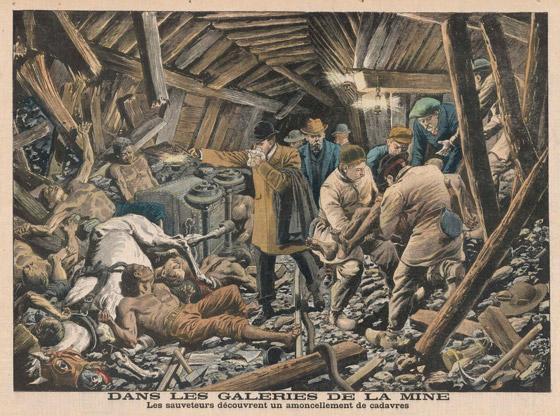 أسوأ كارثة دموية في تاريخ فرنسا.. انفجار رهيب بإحدى مناجمها أودى بحياة الآلاف صورة رقم 5