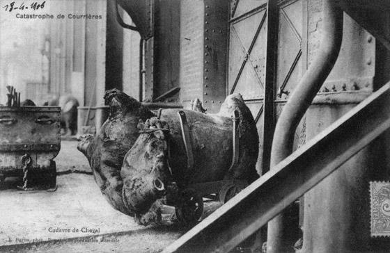 أسوأ كارثة دموية في تاريخ فرنسا.. انفجار رهيب بإحدى مناجمها أودى بحياة الآلاف صورة رقم 6