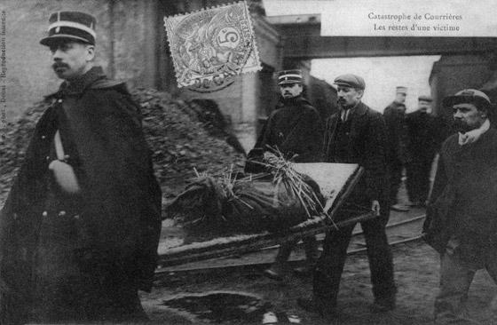 أسوأ كارثة دموية في تاريخ فرنسا.. انفجار رهيب بإحدى مناجمها أودى بحياة الآلاف صورة رقم 7