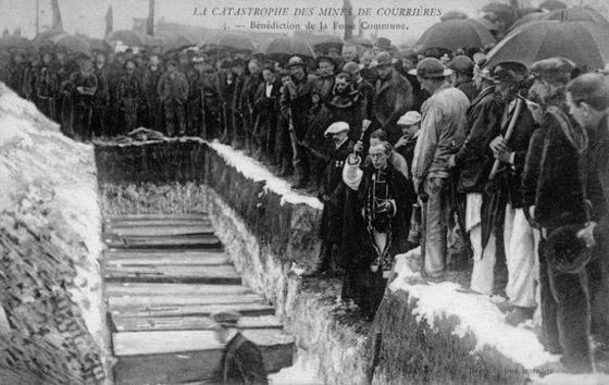 أسوأ كارثة دموية في تاريخ فرنسا.. انفجار رهيب بإحدى مناجمها أودى بحياة الآلاف صورة رقم 8