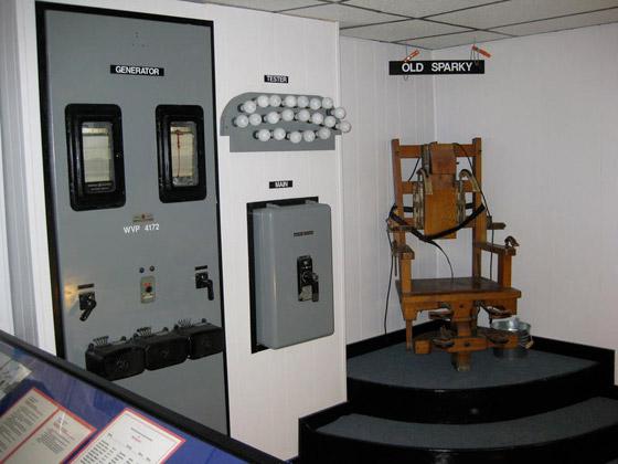 تأجيل تنفيذ حكم إعدام بسجين أمريكي طلب إبدال الحقنة القاتلة بكرسي كهربائي صورة رقم 7