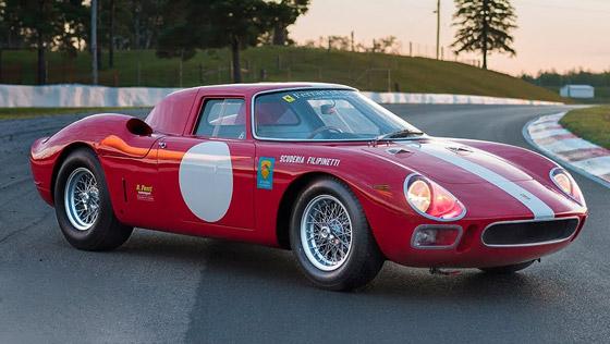 بالصور: تعرفوا على أغلى 9 سيارات فيراري رياضية فخمة في العالم صورة رقم 1