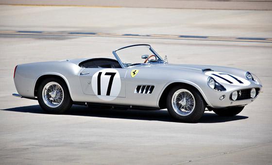 بالصور: تعرفوا على أغلى 9 سيارات فيراري رياضية فخمة في العالم صورة رقم 2