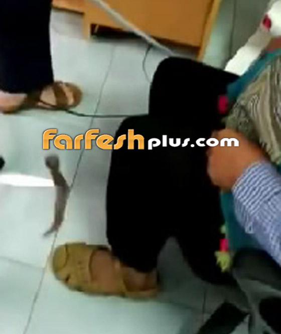 فيديو صادم ومقزز.. طبيب يخرج مخلوقا حيا من أنف رجل فيتنامي! صورة رقم 4