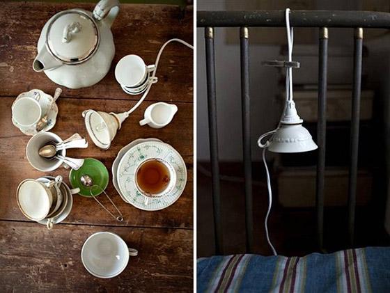 أفكار رائعة لإعادة استخدام الأكواب القديمة في ديكور البيت صورة رقم 10