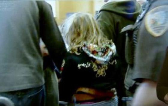اعتقال طفلة أمريكية (10 سنوات) بتهمة قتلها لرضيع صورة رقم 2