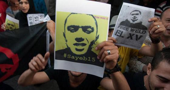 صورة رقم 2 -  فنانون وأدباء عرب اعتقلوا بسبب أعمالهم