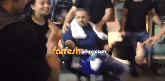 فيديو جورج وسوف في مطار القاهرة على كرسي متحرك.. وهذا ما حدث  صورة رقم 6