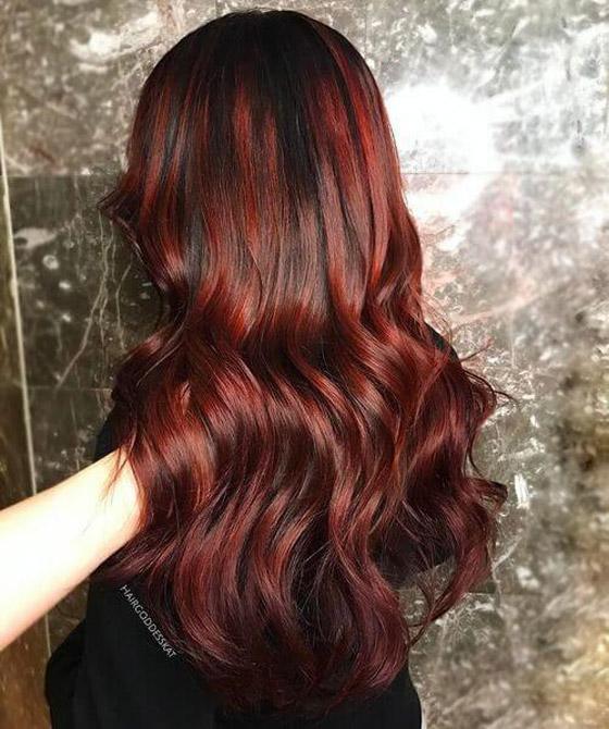 هذه ألوان الشعر المفضلة لأصحاب العيون البنية صورة رقم 3