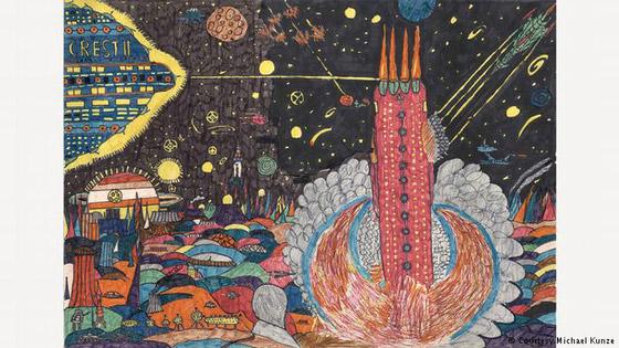 صور رسومات الطفولة لكبار الفنانين تكشف عن خيالهم وموهبتهم منذ الصغر صورة رقم 5