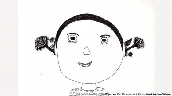صور رسومات الطفولة لكبار الفنانين تكشف عن خيالهم وموهبتهم منذ الصغر صورة رقم 6