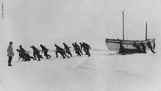 صور مدهشة لبعثات القارة القطبية الجنوبية من الماضي والحاضر صورة رقم 3
