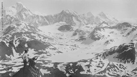 صور مدهشة لبعثات القارة القطبية الجنوبية من الماضي والحاضر صورة رقم 4