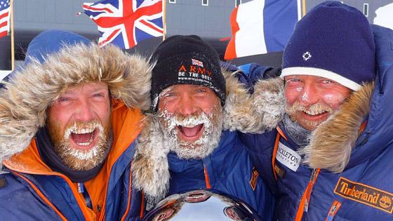 صور مدهشة لبعثات القارة القطبية الجنوبية من الماضي والحاضر صورة رقم 14