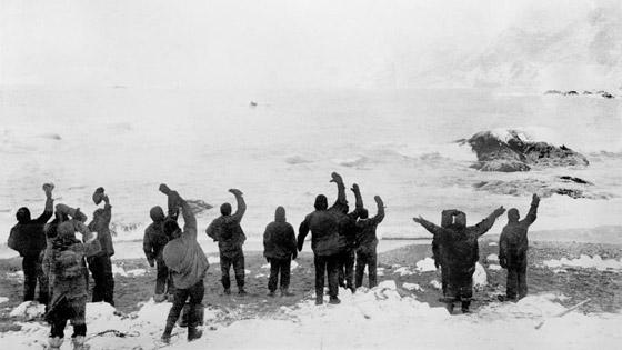 صور مدهشة لبعثات القارة القطبية الجنوبية من الماضي والحاضر صورة رقم 16