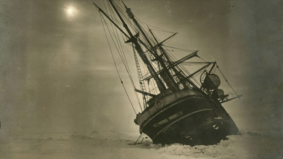 صور مدهشة لبعثات القارة القطبية الجنوبية من الماضي والحاضر صورة رقم 18