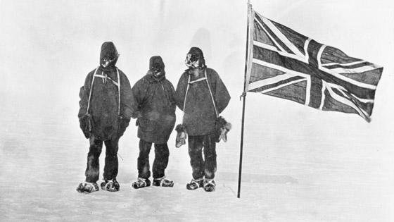 صور مدهشة لبعثات القارة القطبية الجنوبية من الماضي والحاضر صورة رقم 5
