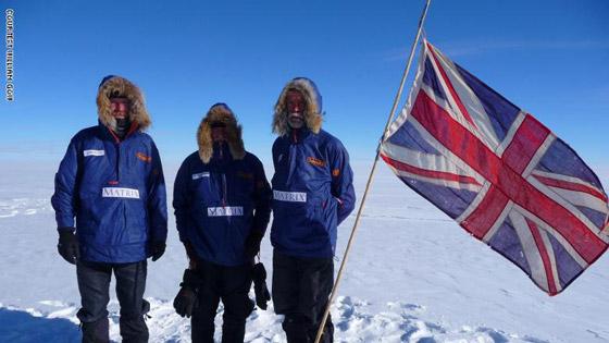 صور مدهشة لبعثات القارة القطبية الجنوبية من الماضي والحاضر صورة رقم 8