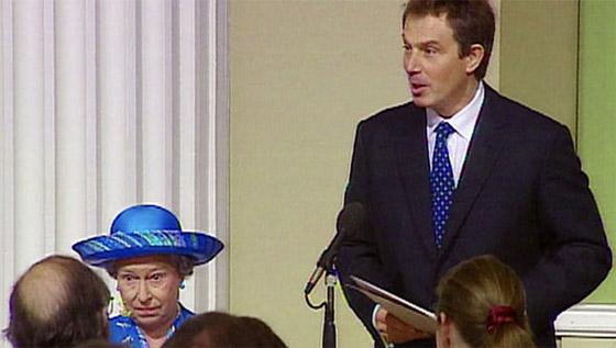 ما هي غلطة توني بلير التي أثارت غضب الملكة اليزابيث؟! صورة رقم 2