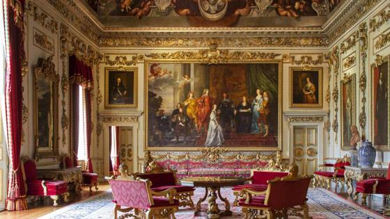 بالصور: أجمل التصاميم الداخلية للمنازل الإنجليزية الأكثر فخامة في التاريخ صورة رقم 1