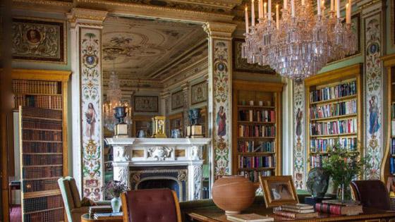 بالصور: أجمل التصاميم الداخلية للمنازل الإنجليزية الأكثر فخامة في التاريخ صورة رقم 2