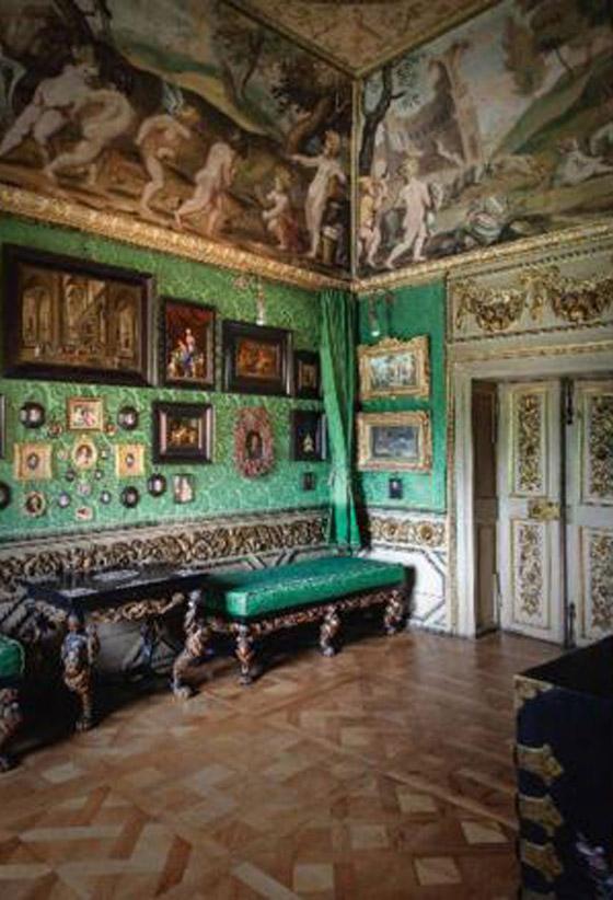 بالصور: أجمل التصاميم الداخلية للمنازل الإنجليزية الأكثر فخامة في التاريخ صورة رقم 7