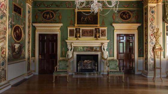 بالصور: أجمل التصاميم الداخلية للمنازل الإنجليزية الأكثر فخامة في التاريخ صورة رقم 8