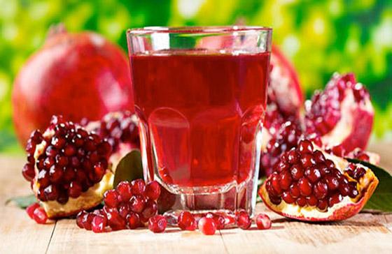 تعرفوا على فوائد عصير الرمان المدهشة.. وإليكم أسهل طريقه لصنعه صورة رقم 5