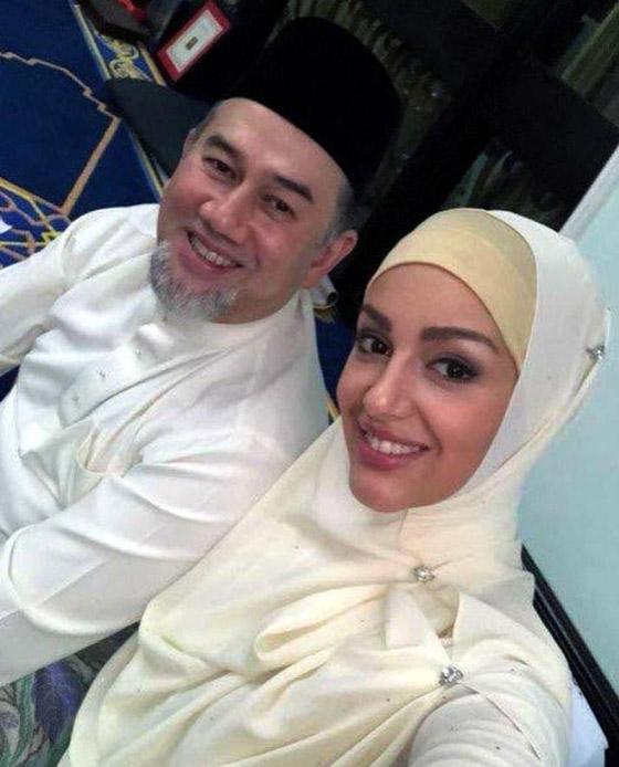 ملكة جمال موسكو تعتنق الإسلام وتتزوج من ملك ماليزيا صورة رقم 4