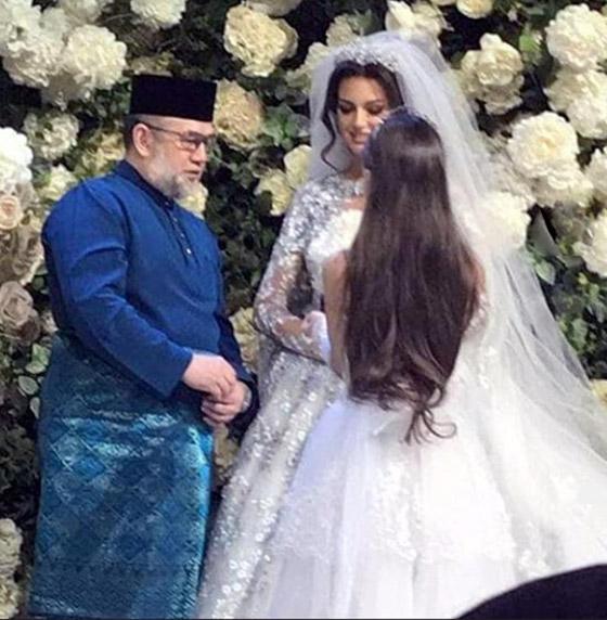 ملكة جمال موسكو تكشف قصة الحب الذي ربطها بزوجها السلطان محمد الخامس صورة رقم 16