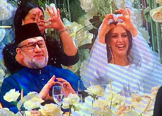 ملكة جمال موسكو تكشف قصة الحب الذي ربطها بزوجها السلطان محمد الخامس صورة رقم 17