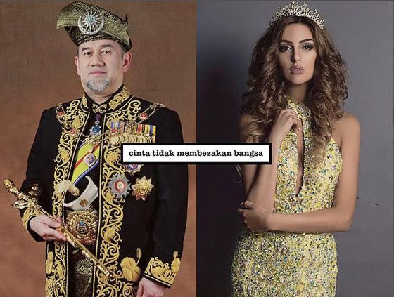 ملكة جمال موسكو تكشف قصة الحب الذي ربطها بزوجها السلطان محمد الخامس صورة رقم 19
