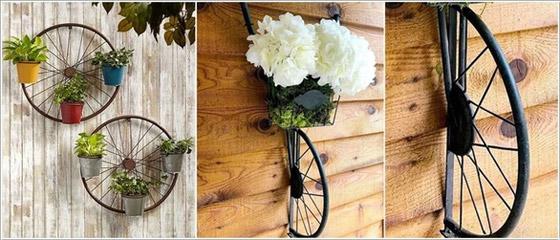 صورة رقم 10 -  أفكار مدهشة لتزيين جدران المنزل الخارجية بالنباتات